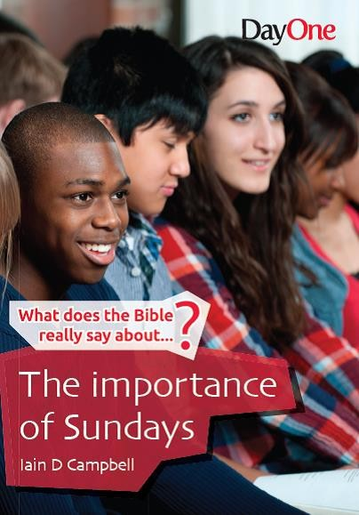 What Does The Bible Really Say About The Importance Of Sunda (Paper Back)