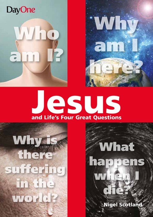 Jesus & Life's Four Great Questions (Paperback)