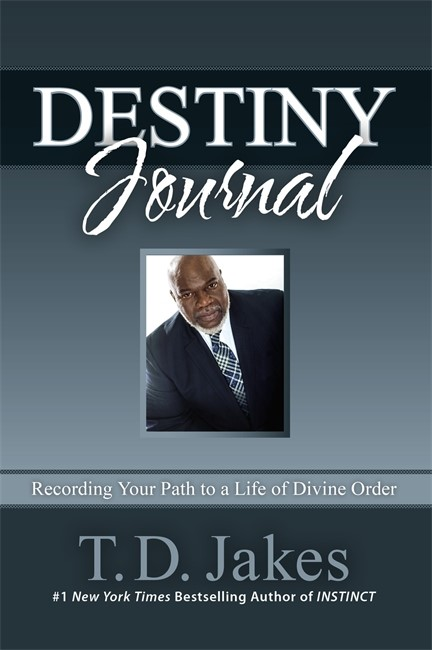 Destiny Journal (Hard Cover)