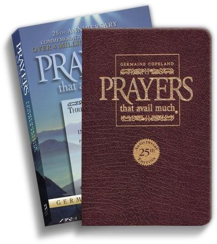 Prayers That Avail Much 25th Anniverary Leather Edition (Leather Binding)