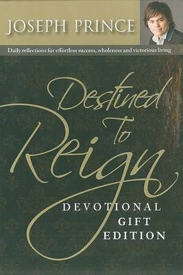 Destined To Reign Devotional Gift Edition (Leather Binding)