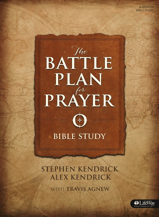 The Battle Plan for Prayer Bible Study Book (Paperback)