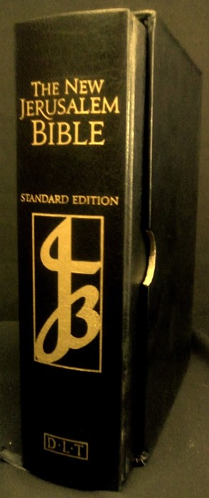 NJB Standard Edition Leather (Hard Cover)