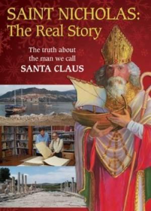 Saint Nicholas: The Real Story DVD (DVD)