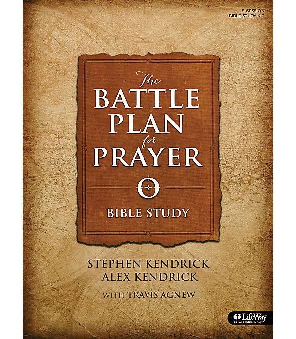 The Battle Plan for Prayer Leader Kit (Mixed Media Product)