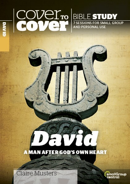 Cover To Cover Bible Study: David (Paperback)