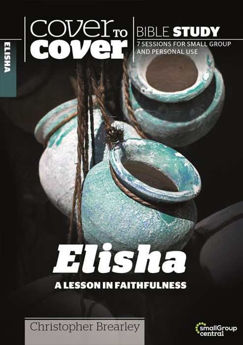 Cover To Cover Bible Study: Elisha (Paperback)