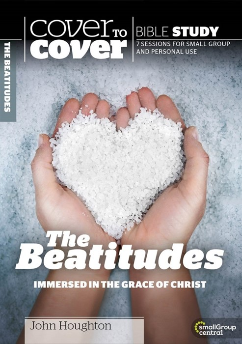 Cover To Cover Bible Study: The Beatitudes (Paperback)