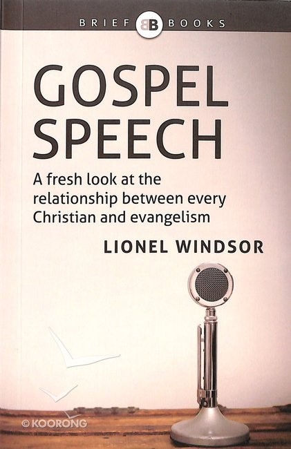 Gospel Speech (Paperback)