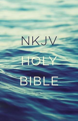 NKJV: Value Outreach Bible, Sea, PB (Paper Back)