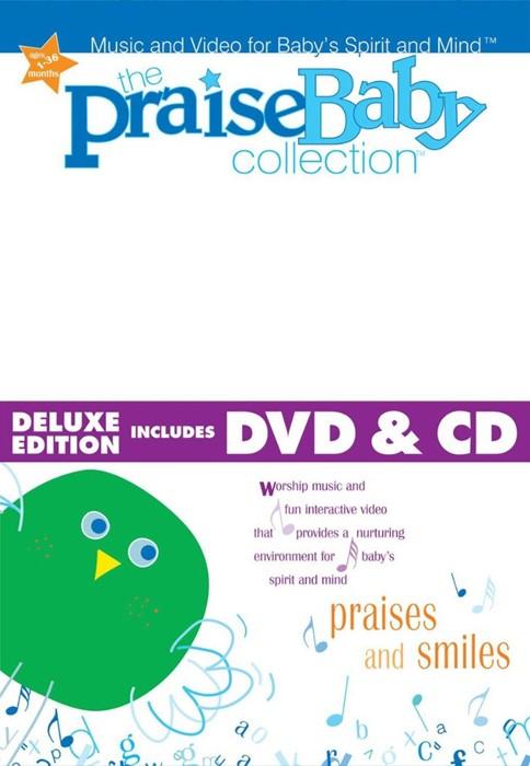 Praises And Smiles DVD & CD (DVD & CD)