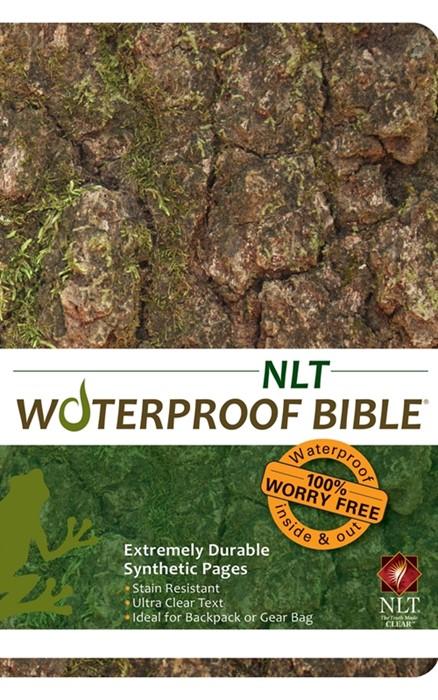 NLT Waterproof Bible, Camoflague (Paperback)