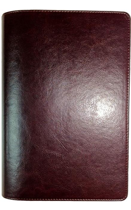 NLT Waterproof Bible Burgundy (Imitation Leather)
