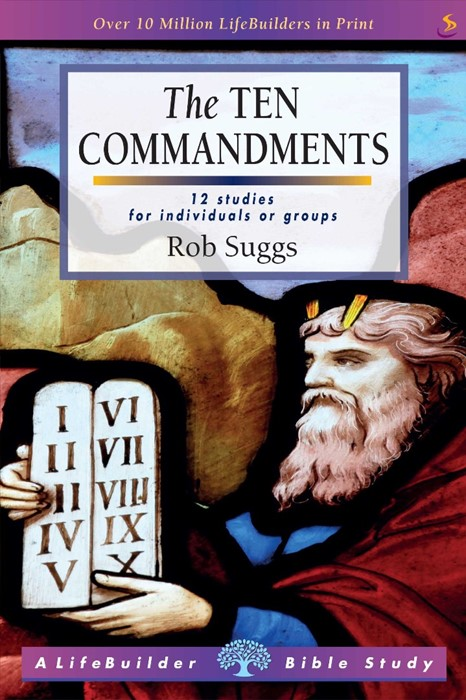 Lifebuilder: The Ten Commandments (Paperback)
