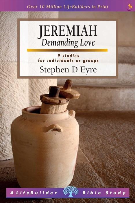 Lifebuilder: Jeremiah (Paperback)