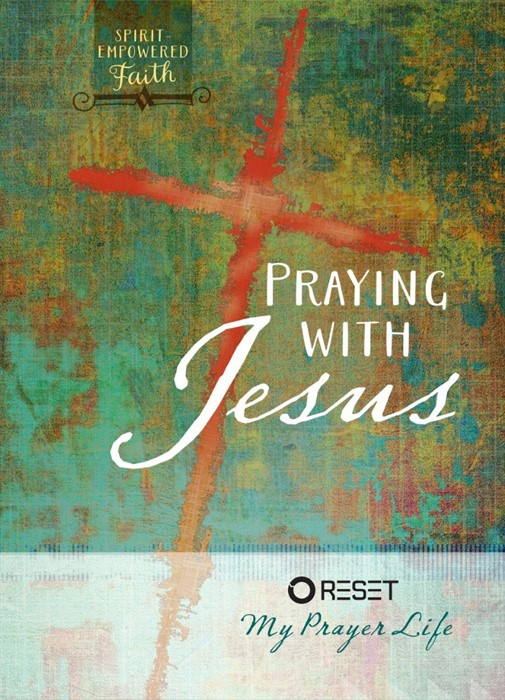 Praying With Jesus (Hard Cover)