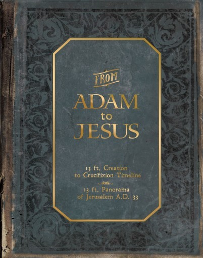 From Adam To Jesus (Hard Cover)
