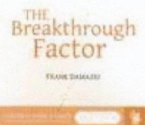 Audio CD-Breakthrough Factor (CD-Audio)