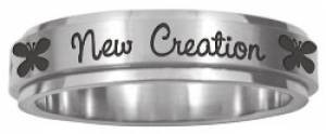 Spinner Ring New Creation Size 9