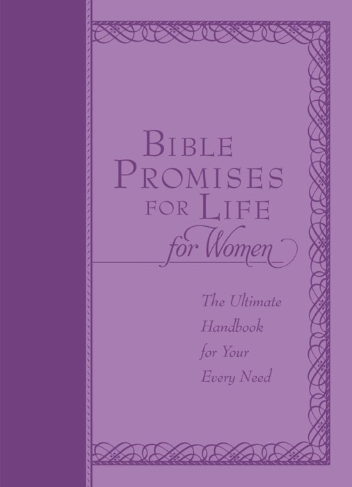 Bible Promises For Life For Women (Imitation Leather)