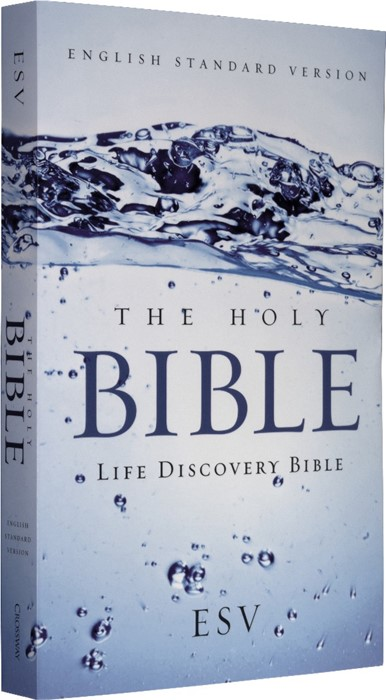 ESV Life Discovery Bible (Paperback)