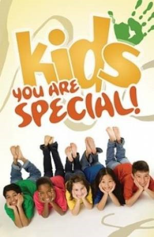 Kids You Are Special (Pack of 25) (Tracts)