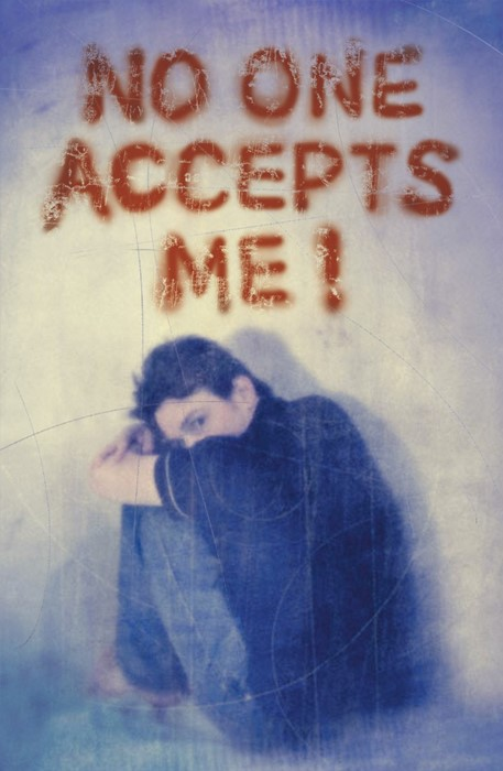 No One Accepts Me (Pack of 25) (Tracts)