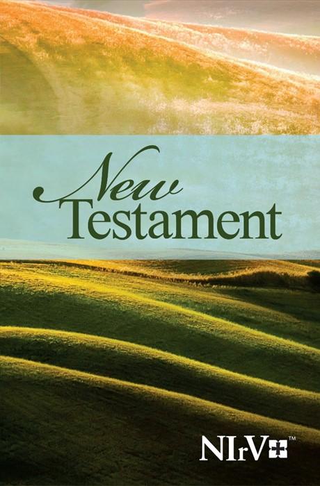 NIRV New Testament (Paperback)
