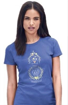 T-Shirt Shine His Light Adult Medium