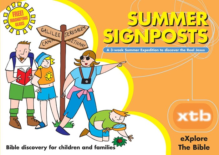 XTB: Summer Signposts (Paperback)