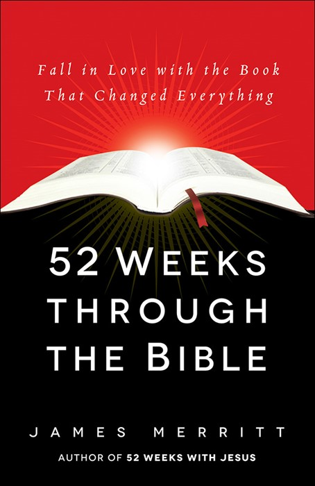 52 Weeks Through The Bible (Hard Cover)