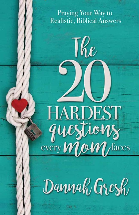 The 20 Hardest Questions Every Mom Faces (Paperback)