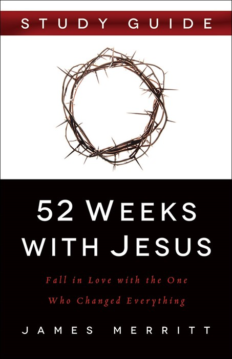 52 Weeks With Jesus Study Guide (Paperback)