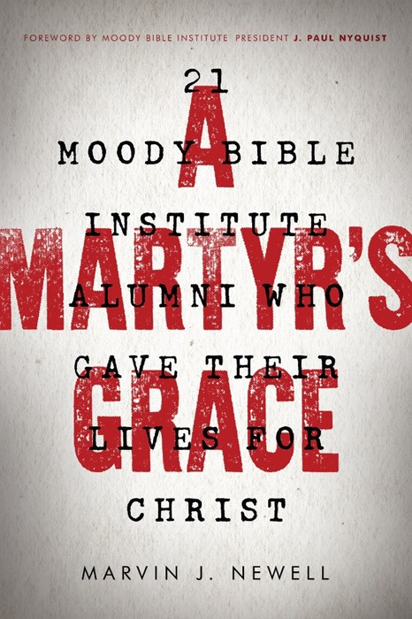 Martyr's Grace, A (Paperback)