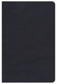 NKJV Minister's Pocket Bible (Leather Binding)