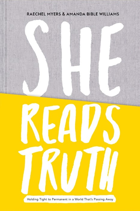 She Reads Truth (Hard Cover)