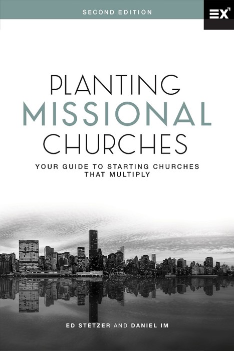 Planting Missional Churches (Hard Cover)