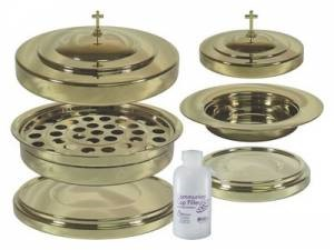 Deluxe Communion Ware Starter Set Gold