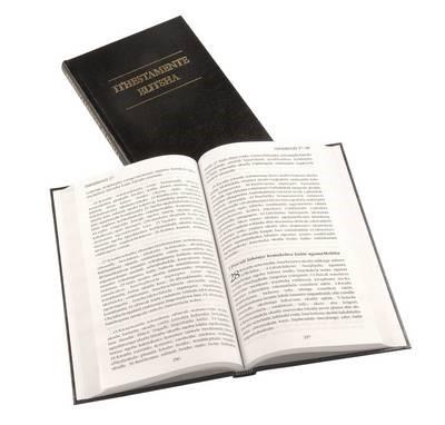 Ndebele New Testament (Hardback) (Hard Cover)