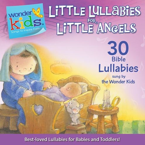 Little Lullabies for Little Angels (CD-Audio)