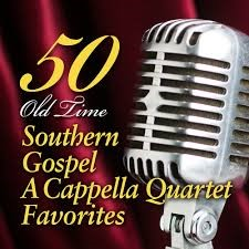50 Old Time Southern Gospel Acapella 3CD (CD- Audio)