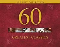 60 Greatest Classics 3CD (CD- Audio)