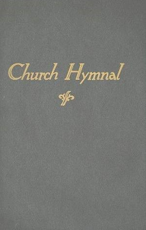 Church Hymnal - Classic Red (Hard Cover)