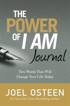 The Power Of I Am Journal (Hard Cover)