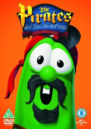 VeggieTales: The Pirates Who Don't Do Anything DVD (DVD)
