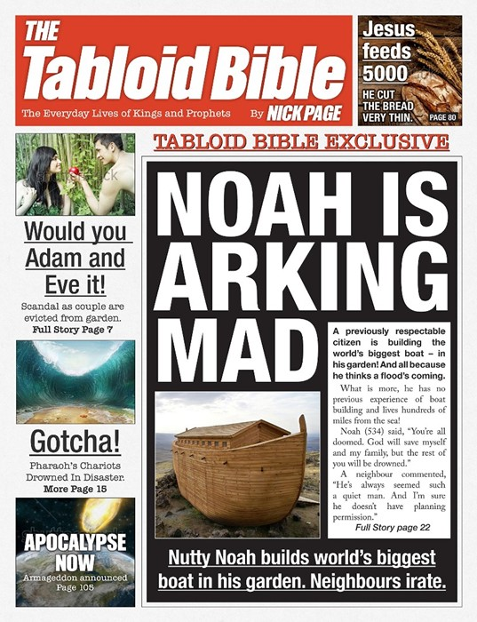 The Tabloid Bible (Paperback)