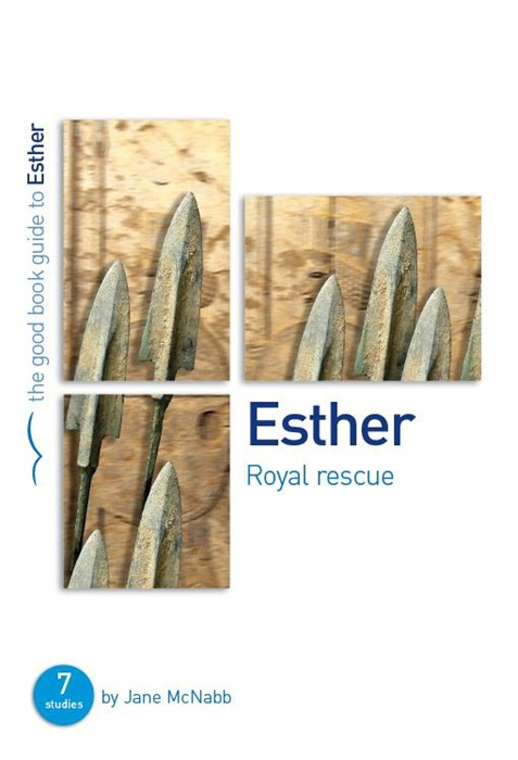 Esther: Royal Rescue (Good Book Guide) (Paperback)