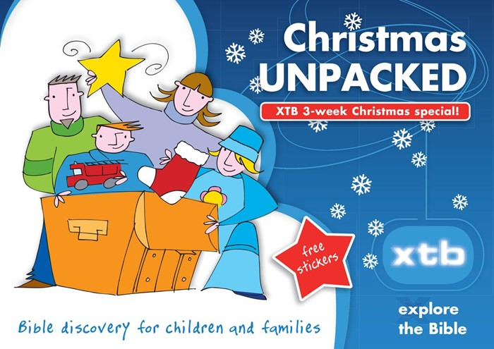 Xtb: Christmas Unpacked (Paper Back)