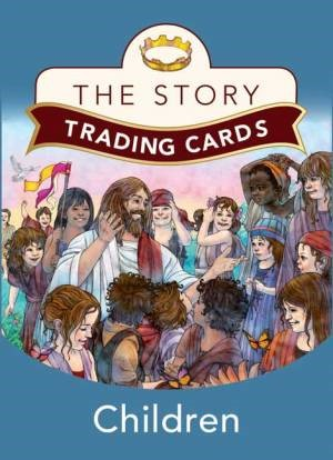 The Story Trading Cards for Children (Paperback)
