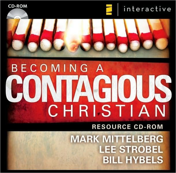 Becoming a Contagious Christian (CD-Audio)